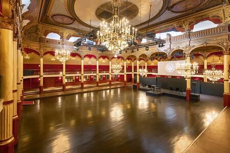 La Salle Wagram, Salle de location Paris Etoile #0