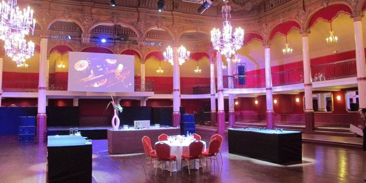 La Salle Wagram, Salle de location Paris Etoile #1