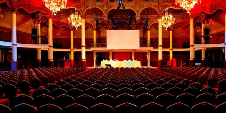 La Salle Wagram, Salle de location Paris Etoile #2