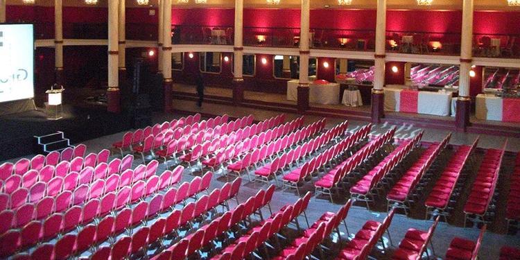 La Salle Wagram, Salle de location Paris Etoile #3