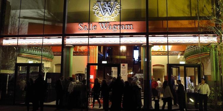 La Salle Wagram, Salle de location Paris Etoile #5