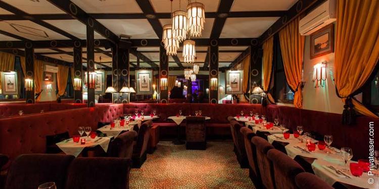 L'Empire du 8ème (Restaurant), Restaurant Paris Champs Elysées  #0
