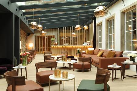 Les 5 Terres Hôtel & Spa, Salle de location Barr  #0