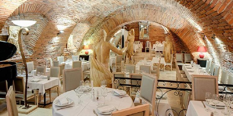 Les Caves De La Maréchale, Restaurant Toulouse  #0