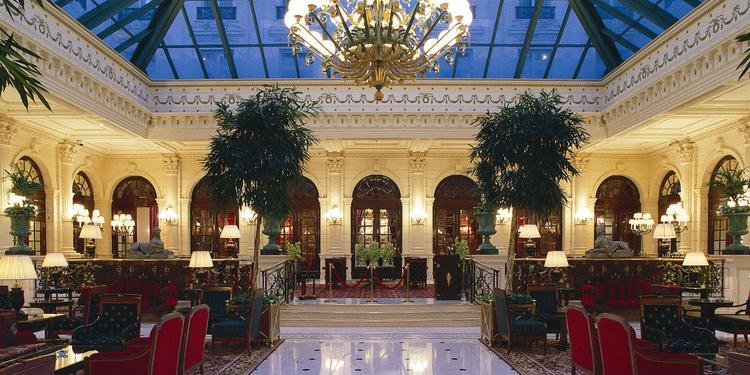 L'Intercontinental Paris le Grand, Salle de location Paris Opera #0