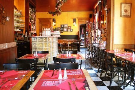 Les Compagnons De La Grappe, Restaurant Nice  #0