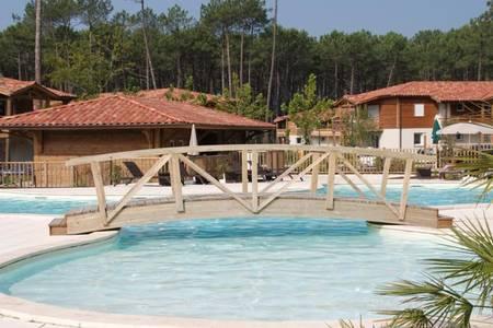 Les Cottages Du Lac, Salle de location Parentis-en-Born  #0