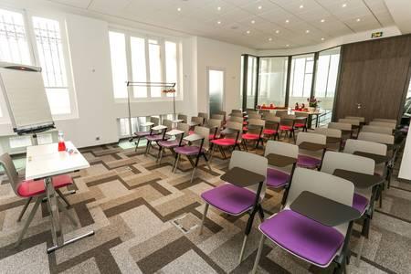 Les Espaces Rocroy, Salle de location Paris  #0