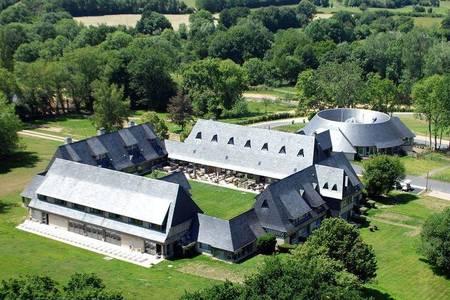 Les Manoirs De Tourgéville, Salle de location Tourgéville  #0