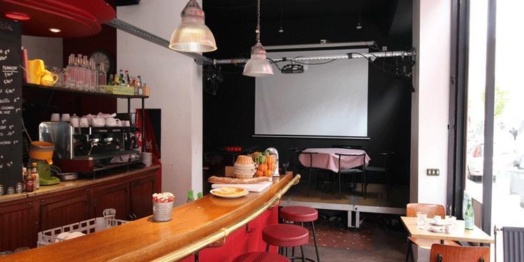 Le Café Tomate (FERME), Bar Paris Ménilmontant #0