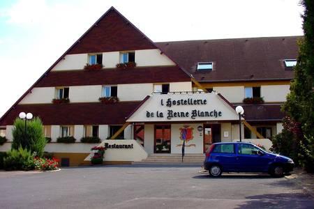 Logis Hostellerie De La Reine Blanche, Salle de location Vertus  #0