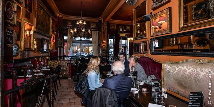 La Baraque (Restaurant), Restaurant Paris Roquette #0