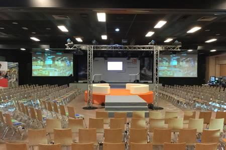 Lyon - Villeurbanne : Espace Tête D'Or, Salle de location Lyon  #0