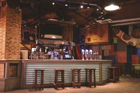 Le pub du Café Oz Châtelet, Bar Paris Chatelet #0