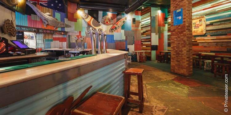 Le Café Oz Chatelet, Bar Paris Chatelet #1