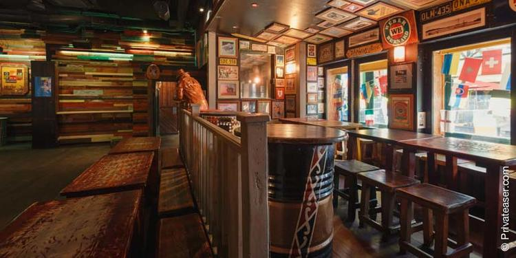 Le Café Oz Chatelet, Bar Paris Chatelet #4