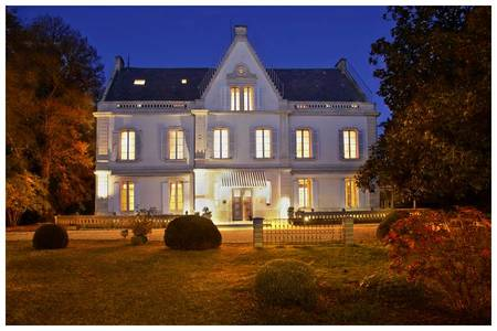 Manoir De Bellerive, Salle de location Le Buisson-de-Cadouin  #0