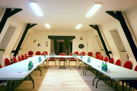Manoir De Sainte Croix, Salle de location Fleury-sur-Orne  #0