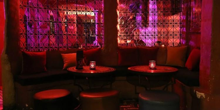 La Casbah Club, Bar Paris Bastille #1