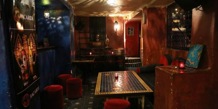 La Casbah Club, Bar Paris Bastille #3