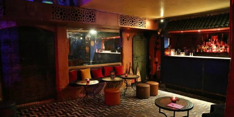 La Casbah Club, Bar Paris Bastille #7