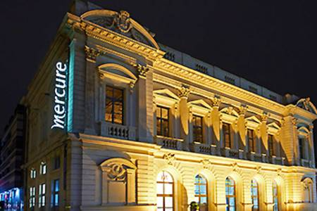 Mercure Cholet Centre, Salle de location Cholet  #0