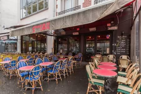 Le Stand'Art, Bar Paris Menilmontant #0