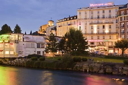 Mercure Lourdes Imperial, Salle de location Lourdes  #0