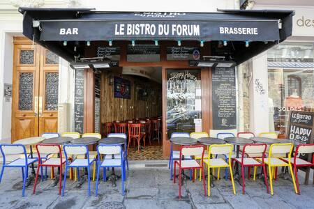 Le Bistro du Forum, Bar Paris Les Halles #0