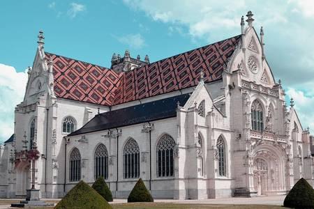 Monastère Royal De Brou, Salle de location Bourg-en-Bresse  #0