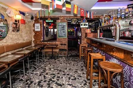 Le Bel'Air Bar Jaune (fermé), Bar Paris Pigalle #0