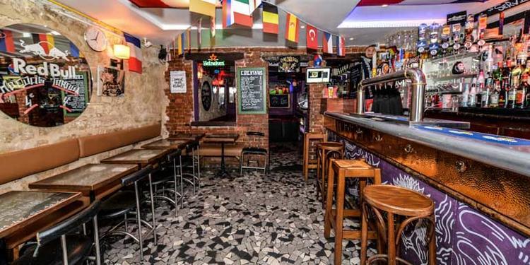 Le Bel'Air Bar Jaune, Bar Paris Pigalle #0