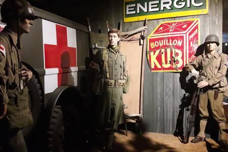 Normandy Victory Museum, Salle de location Saint-Pellerin  #0
