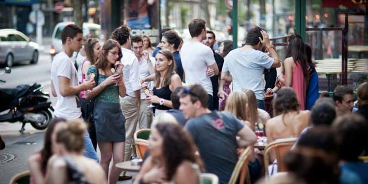 Le Café Oz Grands Boulevards, Bar Paris Grands Boulevards #0