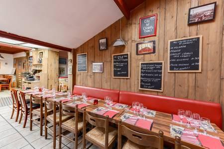 Chez Papa13, Restaurant Paris Butte aux Cailles #0