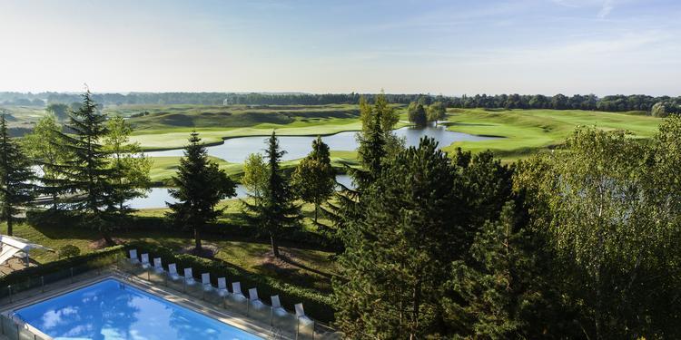 Novotel Saint-Quentin Golf National, Salle de location Magny-les-Hameaux  #0
