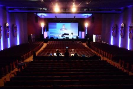 Palais Des Congrès De Vittel, Salle de location Vittel  #0