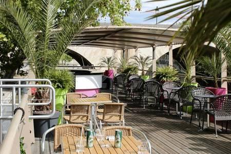 Le CAP Pont Marie, Bar Paris Hotel de ville  #0
