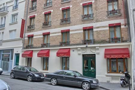Pavillon Courcelles Parc Monceau, Salle de location Paris Batignolles  #0