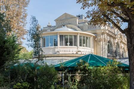 Pavillon Elysée – L'Instant Té, Salle de location Paris  #0