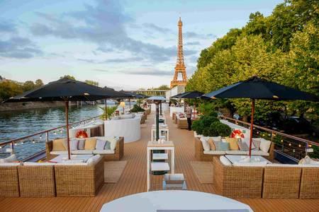 Pavillon Seine, Salle de location Paris  #0