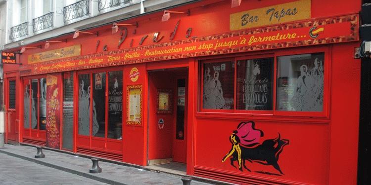 La Pirada, Bar Paris Bastille #4