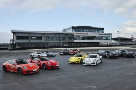 Porsche Experience Center, Salle de location Le Mans  #0