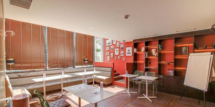 Quality Hotel & Suites Bercy Bibliothèque By Happyculture, Salle de location Paris Quartier de la Gare #0