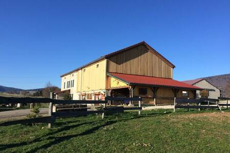 Ranch Pow Grayon, Salle de location Vassieux-en-Vercors  #0