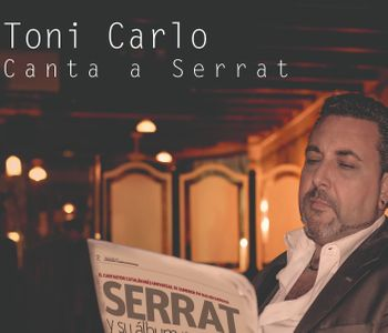 Toni Carlo canta a serrat