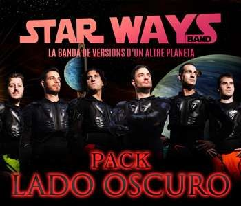STAR WAYS Band PACK LADO OSCURO