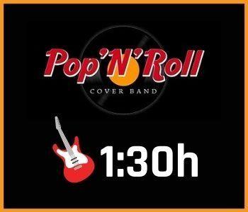 Pop'N'Roll 1:30h