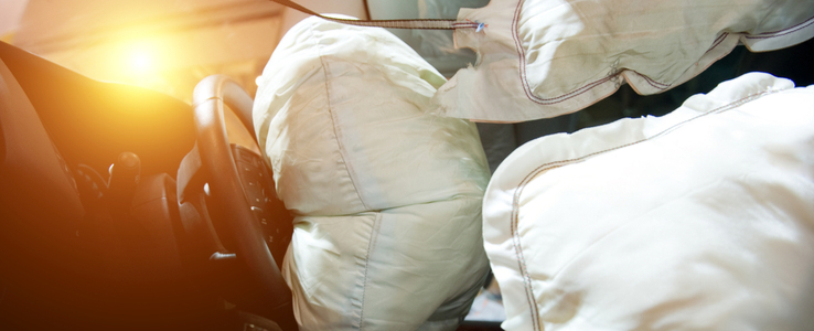 Arten von Airbags