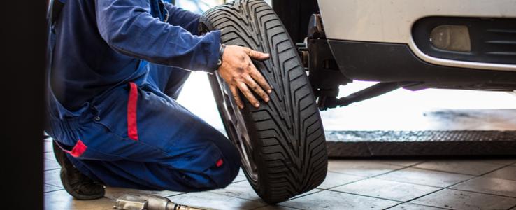 Frühjahrscheck: Reifenwechsel